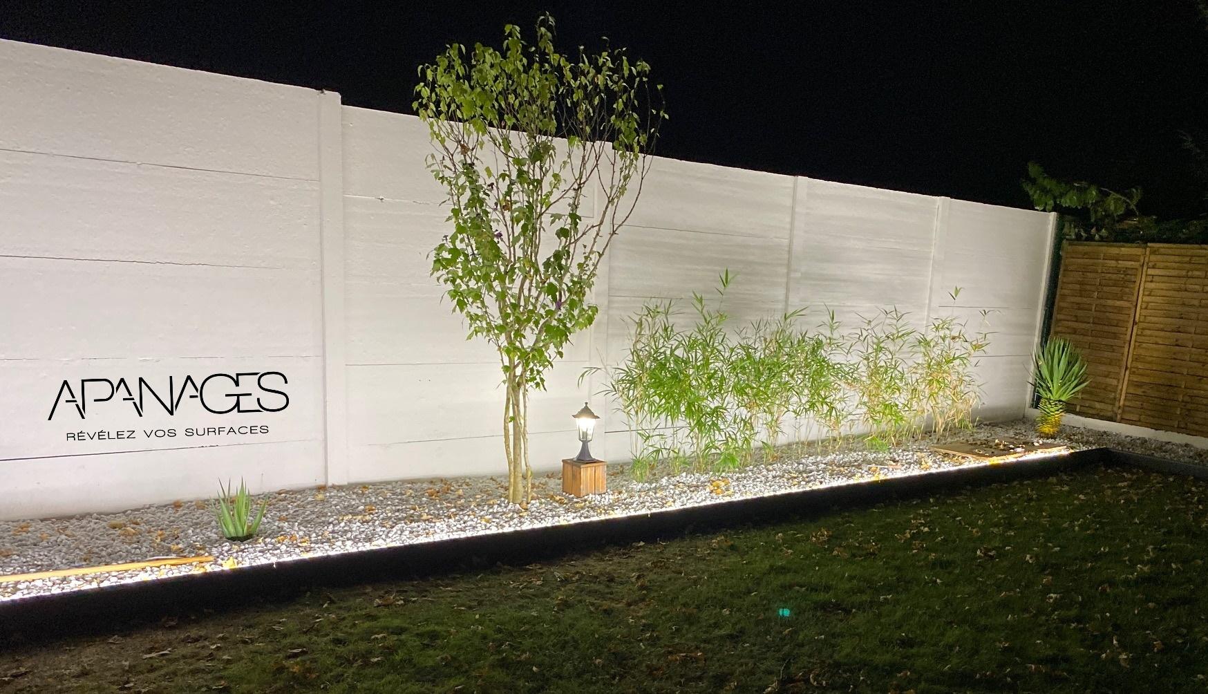bordure-volige-jardin-massif-bande-propreté-ruban-led-étanche-éclairage-plaque-béton-rétro-éclairage