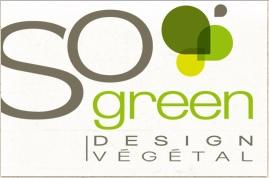 Logo SO GREEN nantes bordeaux paris marseille angers lyon toulon nice