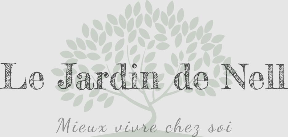 logo jardin de nell